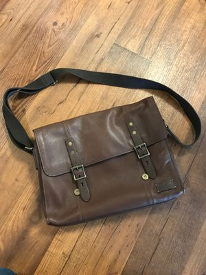 Cole Haan Leather Messenger Bag for Sale in San Diego, CA