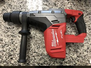 "* Milwaukee 2717-20 M18 FUEL 1-9/16"" SDS-Max Rotary Hammer Drill (Tool Only) #17338-1 for Sale in Revere, MA"