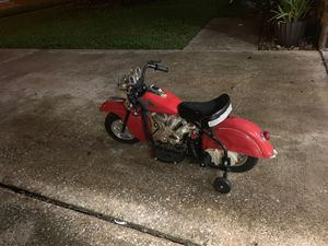 Indian kids motorcycle for Sale in Taylor Lake Village, TX