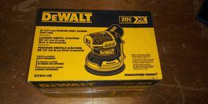DEWALT 20-Volt MAX XRLithium-Ion Cordless Brushless 5 in. Random Orbital Sander (Tool-Only) for Sale in Atlanta, GA