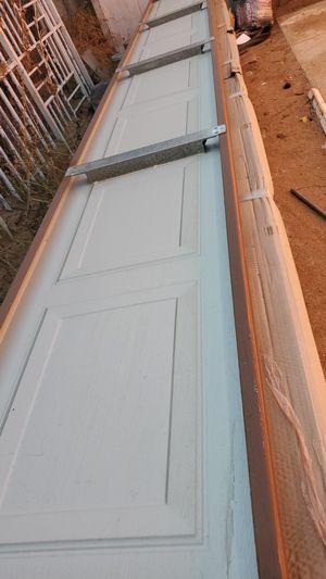 Garage door for sale 951*400*3458* for Sale in Riverside, CA