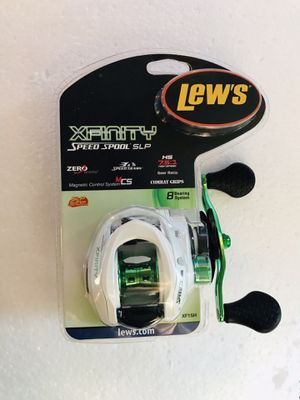 Fishing Baitcaster Reel ( New) for Sale in Bloomingdale, IL