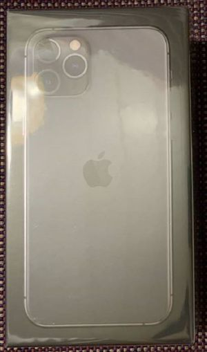 NEW iPhone 11 PRO Mid-Night Green for Sale in Modesto, CA