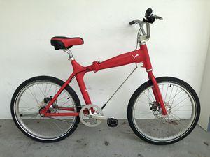 Puma Biomega Folding Bicycle Bike for Sale in Hollywood, FL