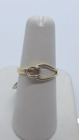 14k yellow gold ring 2.3 grams size 6 for Sale in Port St. Lucie, FL