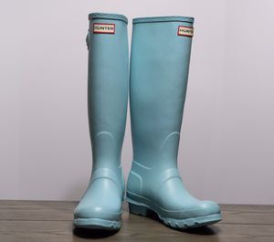 Hunter Rain/Snow Boots for Women - Pale Mint Color (size 6) for Sale in Dallas, TX