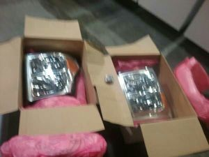 F250 F350 ..lights lences headlights taillights mirrow lights and 3rd brake for Sale in Kingsville, MD