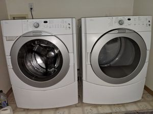 Like new Kitchen Aide washer and dryer for Sale in Portland, OR