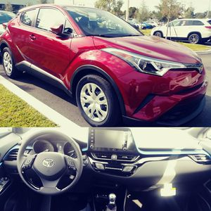 2019 Toyota CHR CROSSOVER Suv for Sale in Hollywood, FL