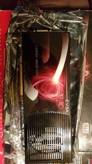 Gforce 9800 g2 graphics card for Sale in Phoenix, AZ