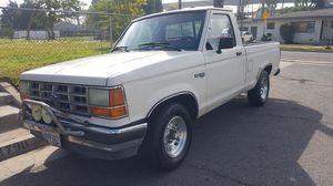 1990 Ford ranger custom short bed for Sale in Riverside, CA