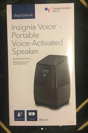 Insignia speaker for Sale in Annandale, VA