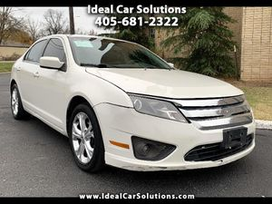 2012 Ford Fusion for Sale in Oklahoma City, OK