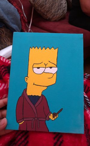 Simpson painting for Sale in Canby, OR