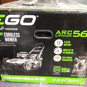 E GO Lawn Mower 21inch for Sale in Cerritos, CA