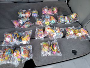 Authentic TEENIE Tys collection (McDonald's collectible Toys) almost a full set.. for Sale in Fort Wayne, IN