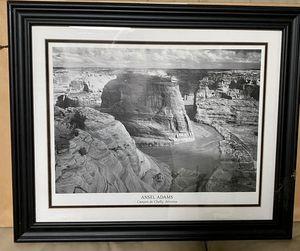Ansel Adams framed prints set of 2 for Sale in Marietta, GA