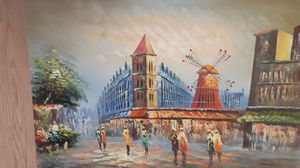 Paris painting for Sale in Plano, TX