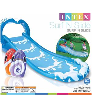 Intex Surf N Slide (New/Open Box/Never used) for Sale in San Diego, CA