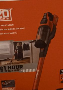 Craftsman V20 Lithium-ion Cordless Stick vacuum for Sale in Tacoma,  WA