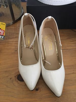 White heels for Sale in San Diego, CA