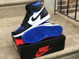 Jordan 1 Royal toe for Sale in Philadelphia, PA