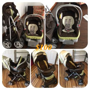 Baby Carseat and Stroller for Sale in Columbus, OH