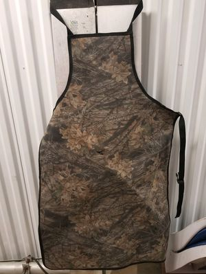 Game cleaning apron for Sale in Cherry Hill, NJ