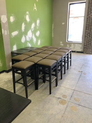 Restaurant Bar Height Stools for Sale in Chicago, IL
