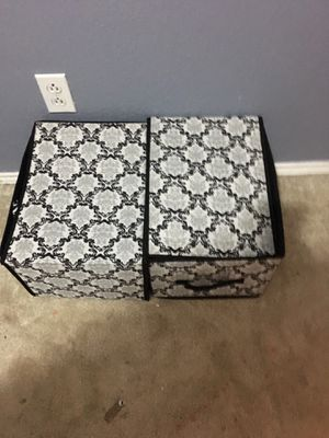 Storage bins, kids closet basketball Goal, and two wall shelves for Sale in Fort Worth, TX