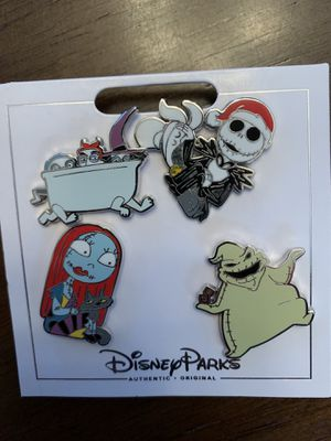 Disney Trading Pins Nightmare Before Christmas for Sale in Orlando, FL