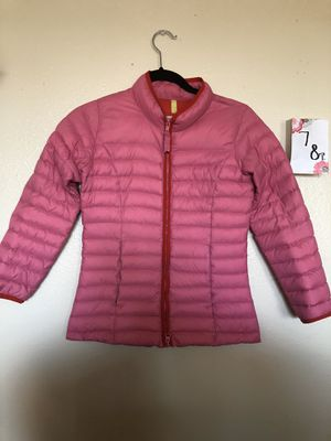 Girls jacket size 7-8🛍👧🏻🎀 for Sale in Everett, WA