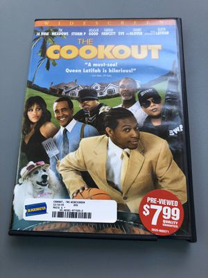 The Cookout on DVD for Sale in Houston, TX