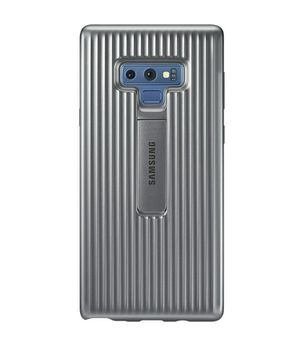 Galaxy Note9 Rugged Protective Cover, Silver for Sale in Dublin, CA