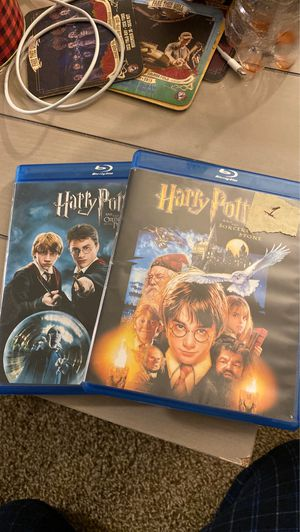 Harry Potter blu ray bluray for Sale in Arlington, TX