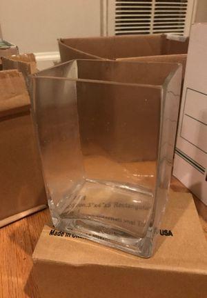 8 Rectangular Vases for Sale in Washington, DC