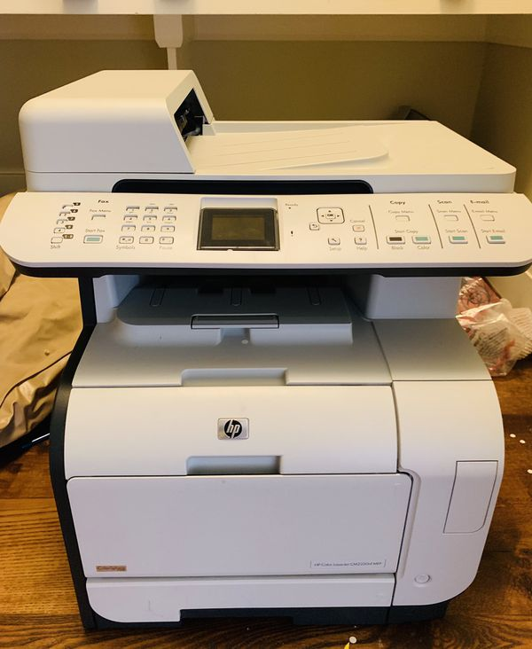 HP LASERJET CM2320NF MFP MULTI-FUNCTION PRINTER
