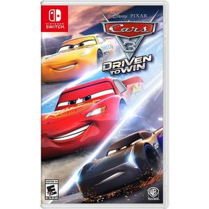 Cars 3 Driven to Win for Nintendo Switch for Sale in Apple Valley, CA