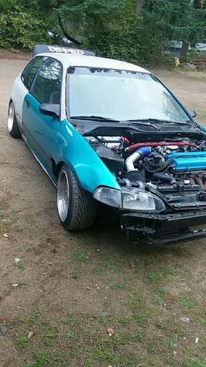 1994 honda civic e.g. hatch for Sale in Port Orchard, WA