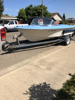 1973 Marlin Mercruiser Ski Boat for Sale in Waterford, CA
