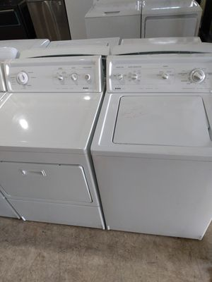 Kenmore washer and dryer works great for Sale in Deltona, FL