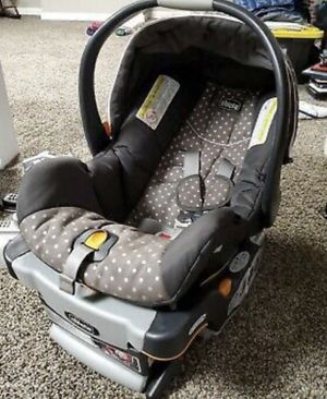 Chicco car seat and base for Sale in Beaverton, OR