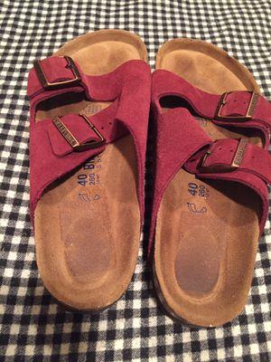 Birkenstock Sandals Women's Size L9 W7 for Sale in Los Angeles, CA