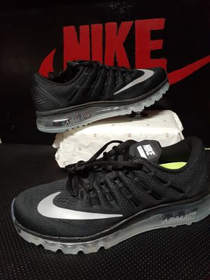 Nike Air Max 2016 brand new in the box size 8 9 + 10 for Sale in Brooklyn, OH