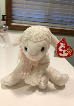 TY Beanie Baby Lullaby sheep from May 2002 for Sale in Damascus, OR