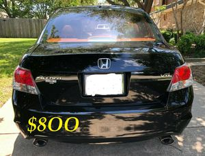 ✅✅👉💲8OO URGENT I sell my family car 🔥🔥2OO9 Honda Accord Sedan V6 EX-L power start Runs and drives very smooth.🟢🟢 for Sale in Gulfport, FL