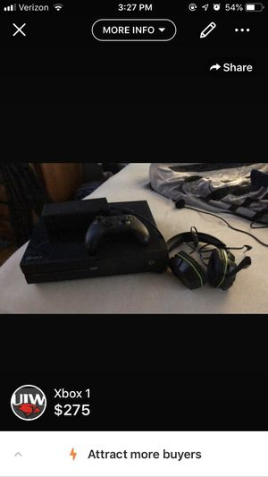 Xbox 1 for Sale in Grape Creek, TX