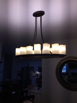 Allen & Roth 14-Light Chandelier for Sale in Charlotte, NC