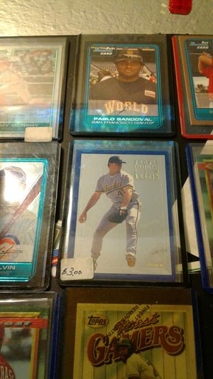 Bowman and topps refratores for Sale in Concord, CA