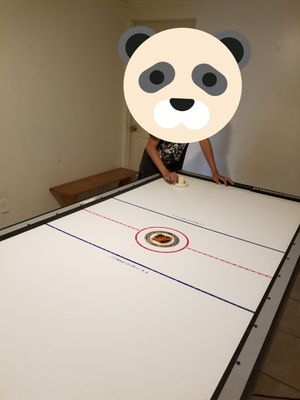 7' air hockey table for Sale in DEVORE HGHTS, CA